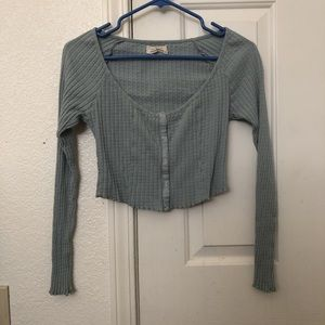 Urban outfitters crop top